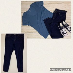Gap Denim Legging Jeans Size 14T